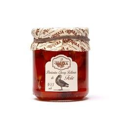 Pimientos Cherry Rellenos Foie