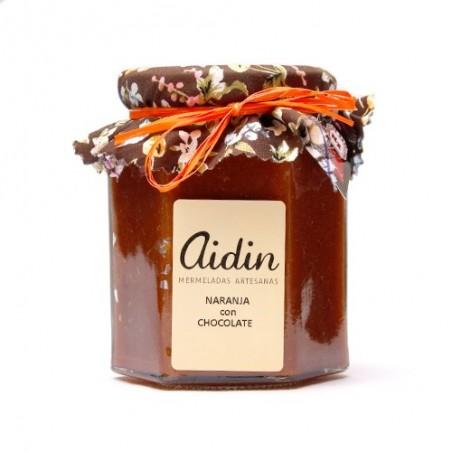 Mermelada Naranja con chocolate Aidin