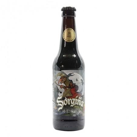 Cerveza SORGÍÑA