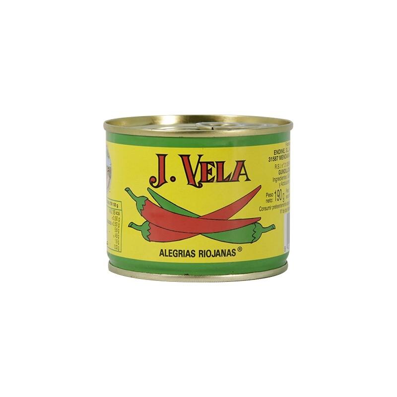 Alegrías Riojanas J.VELA 190 GRS