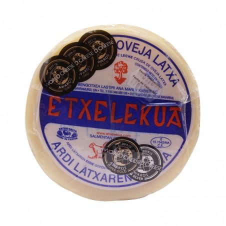 Queso ETXELEKUA