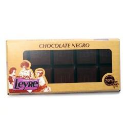 Tabletón chocolate negro
