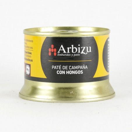 Paté de Campaña Arbizu