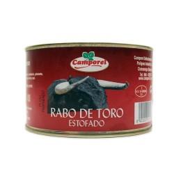 Rabo de Toro estofado de...