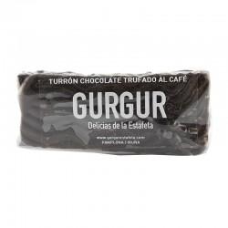 TURRÓN DE CHOCOLATE TRUFADO...