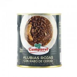 ALUBIAS ROJAS Con rabo de...