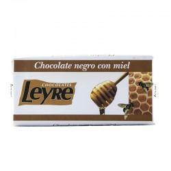 Chocolate negro con miel LEYRE