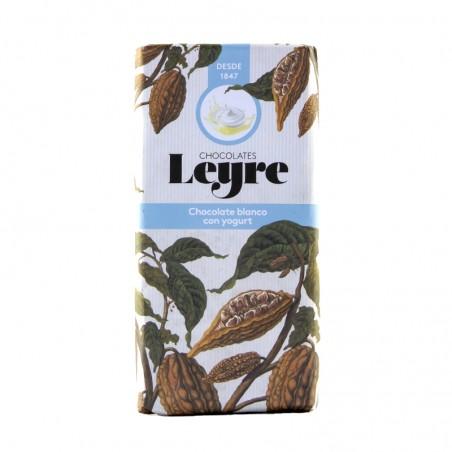 Chocolate blanco con yogurt LEYRE