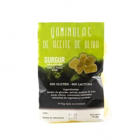 Gominolas de Aceite de Oliva