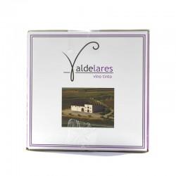 VALDELARES TINTO 5 LITROS