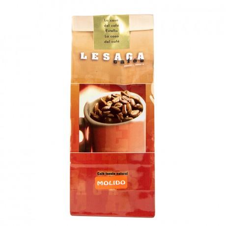 CAFÉ natural molido LESAGA