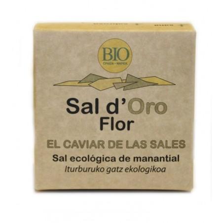 Sal De Oro Flor de Salinas de Oro