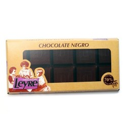 Tabletón chocolate negro